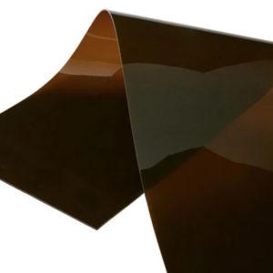 Elastyczna i transparentna lamela spawalnicza brązowa