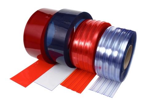 Rolki folii ochronnej PCV cztery kolory