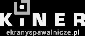 logo Kiner Ekrany spawalnicze b&w