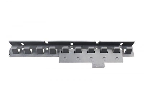 Zawiesie hakowe PCV z płytka montażową
