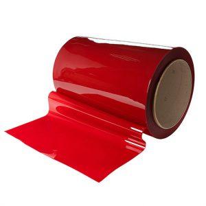 Folia spawalnicza czerwona KIN-3 szerokość 570mm