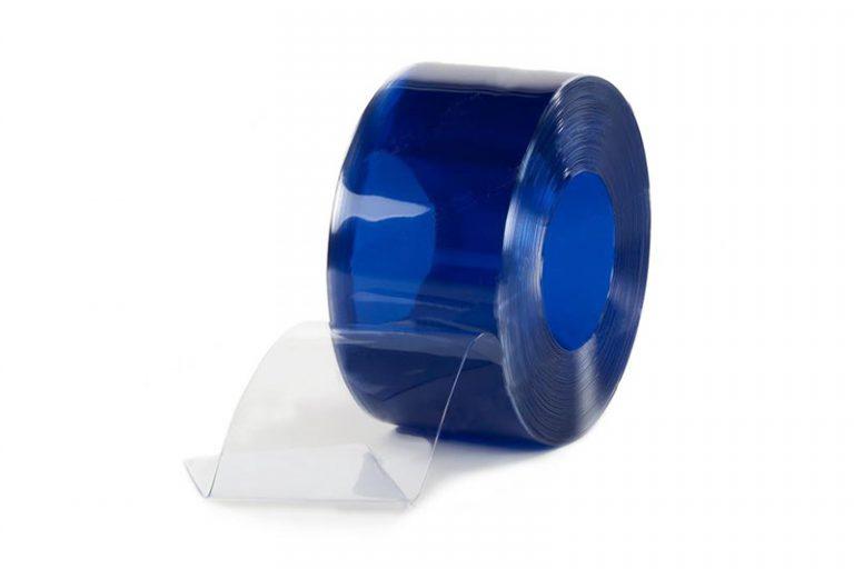 Folia ochronna, paskowa, transparentne gładkie PCV KIN-0
