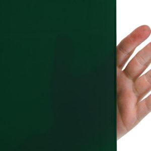 Przezroczysta lamela spawalnicza zielona