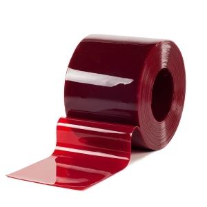 Pasy czerwone transparentne 300mm