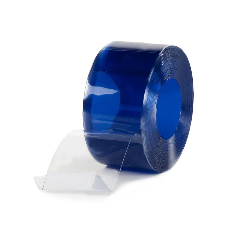 Folie paskowe transparentne z lekko niebieskie