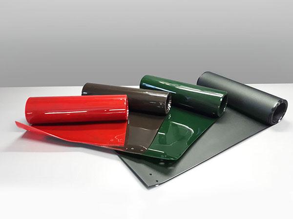 Przeciwpromienne lamele spawalnicze - wypełnienie ekranu spawalniczego kinerflex21p300