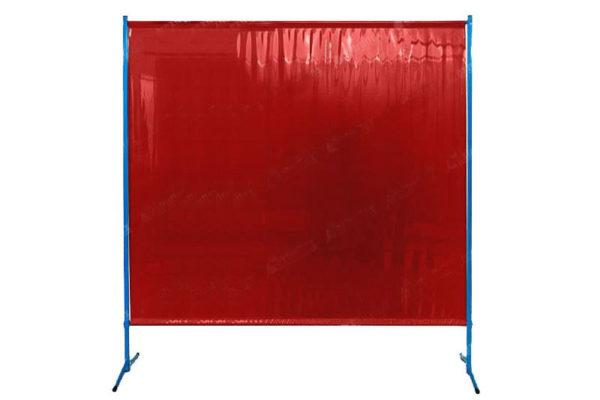 arkusz spawalniczy czerwony wypełnienie do ekranu ochronnego stałego