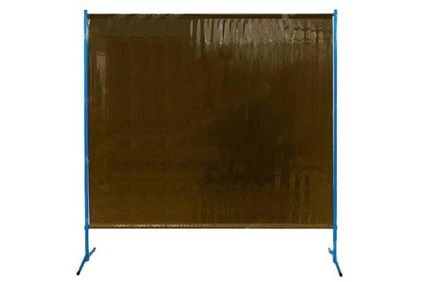 arkusz spawalniczy brązowy - mocowane na ramie ekranu
