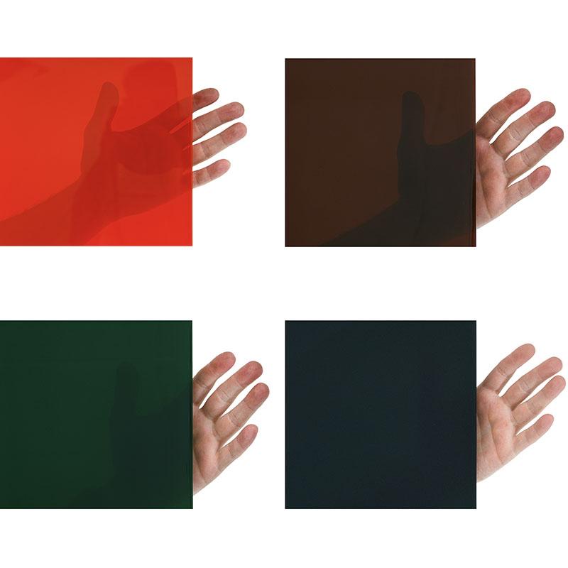 Przezroczyste ekrany spawalnicze stałe ochrona wzorku i skóry a także mozliwość obserwacji procesu spawalniczego