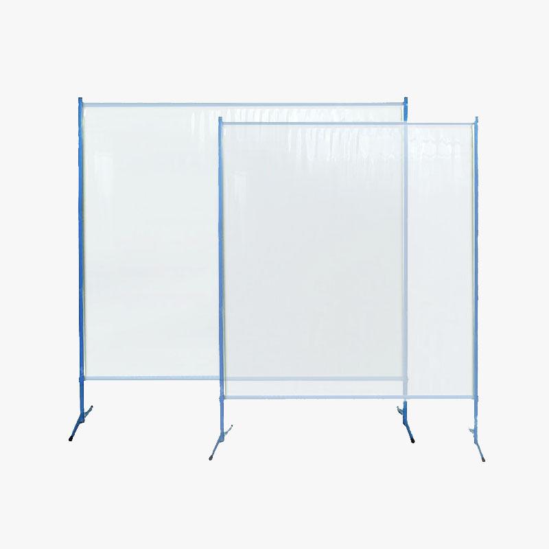 Transparentne ekrany ochronne stałe es145 es200