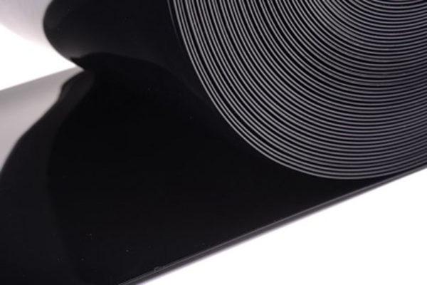 Czarna folia PCV 2mm
