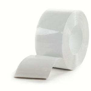 Folia PCV biała nieprzezroczysta ochronna