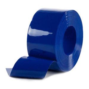 Maskująca niebieska folia PCV, nieprzezroczysta, gładka i ochronna