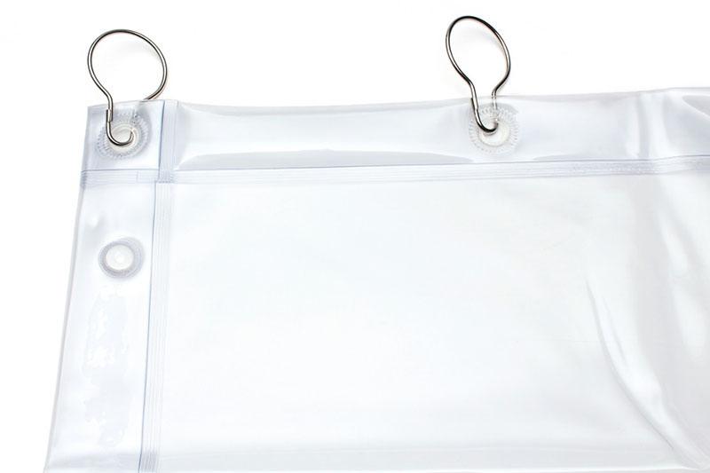 Zasłona ochronna transparentna